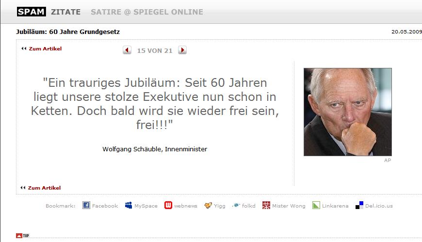 Zitat Wolfgang Schäuble