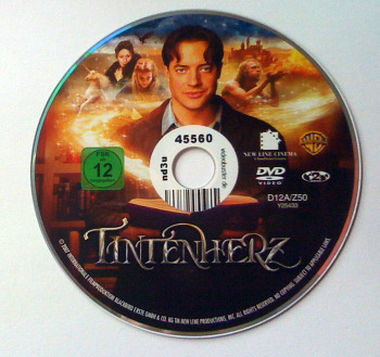Tintenherz / Inkheart (DVD)