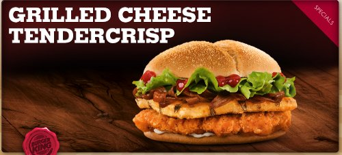 Burger King - Chicken Tendercrisp