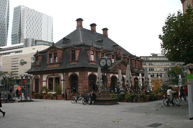 Impressionen auf Frankfurt am Main