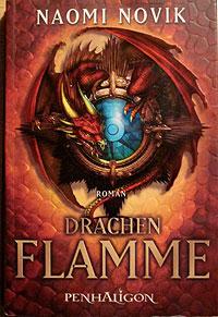 Drachenflamme - Buch