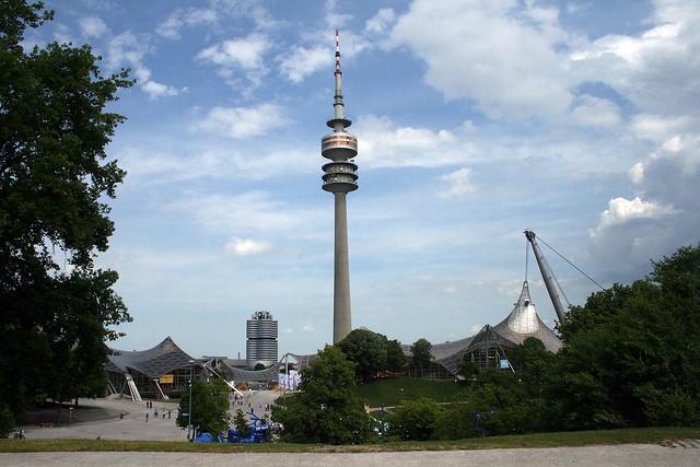 Münchner Olympiapark & Sea Life
