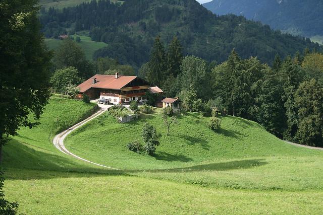 Oberaudorf – Bergwandern, Sommerrodeln & Luegsteinsee