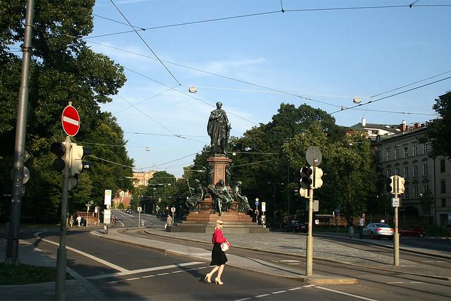 Photowalk München 24.07.2012 – Englischer Garten, Maximilianstraße & Isar-Spaziergang