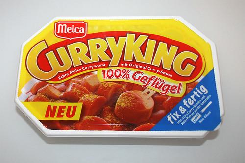 Meica Curry King 100% Geflügel – der Kurztest