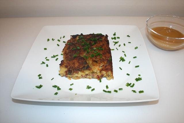 Döppekooche – Rheinischer Kartoffelkuchen – das Rezept