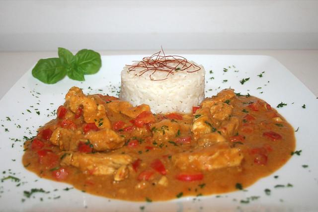 African Chicken – das Rezept