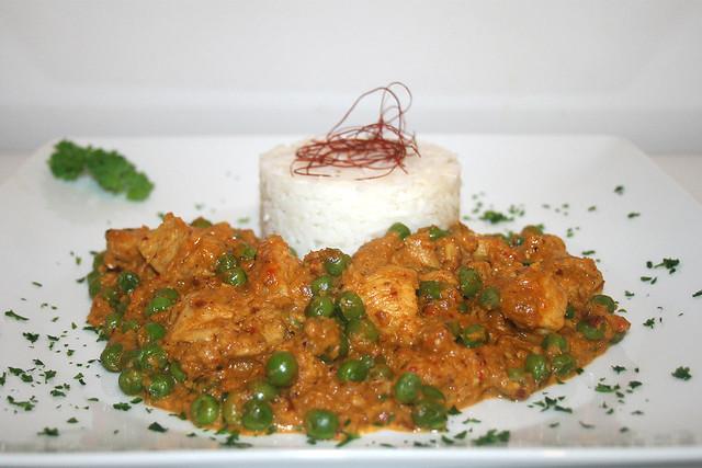 Indisches Chicken Korma – das Rezept