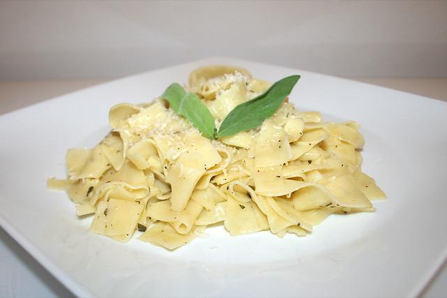 Salbei-Zitronen-Nudeln – das Rezept