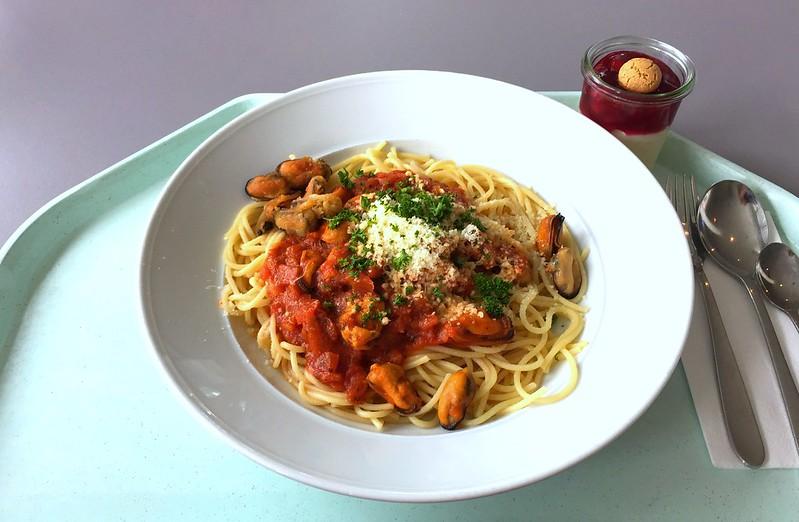 Spaghetti Vongole [11.05.2016]