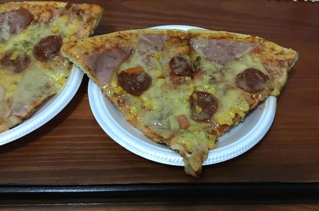 Pizza zum Abendessen [03.06.2016]