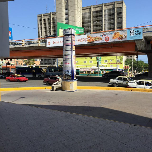 Fahrt nach Santo Domingo [11.06.2016]