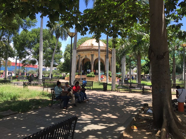 Sightseeing in Santo Domingo [13.06.2016]