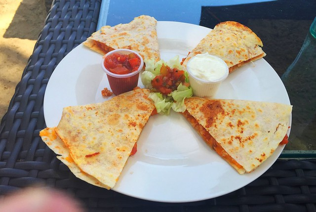 Quesadilla @ Cabarete Beach [14.06.2016]