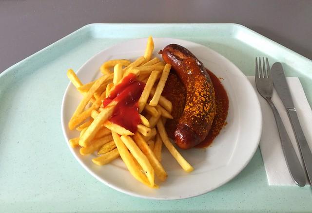 Currywurst mit Pommes Frites [21.07.2016]