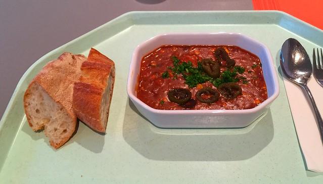 Chili con Carne mit Baguette [29.08.2016]