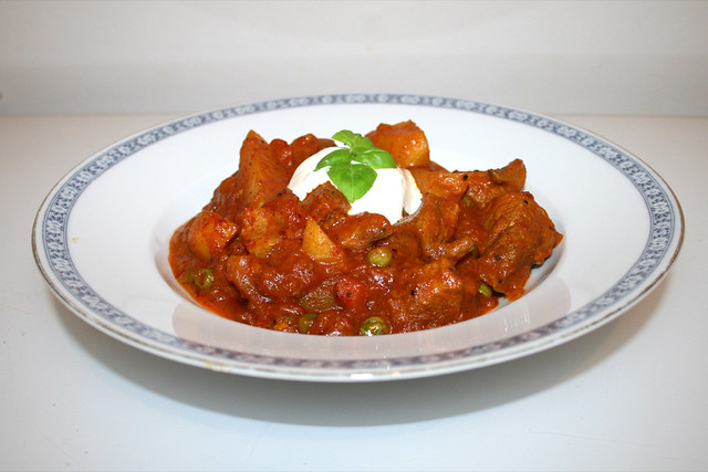 Pork Vindaloo – das Rezept