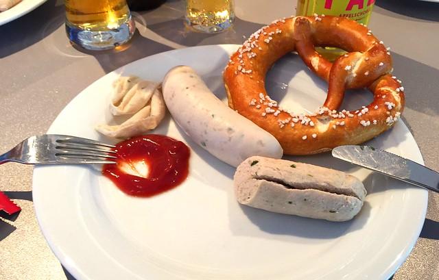 Bayrisches Weißwurstfrühstück [14.12.2016]