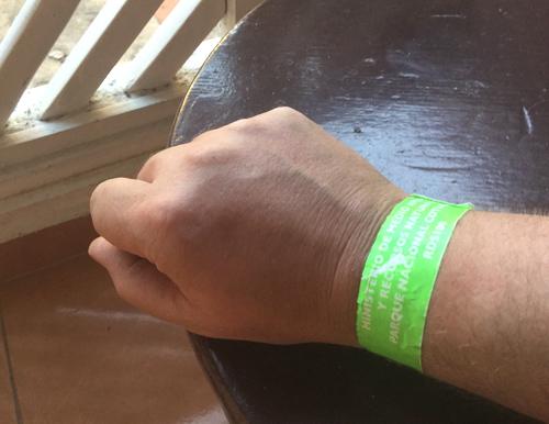 20160107Armband-Ausflug-Saona
