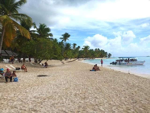 Bayahibe und Ausflug auf die Insel Saona [07.01.2017]