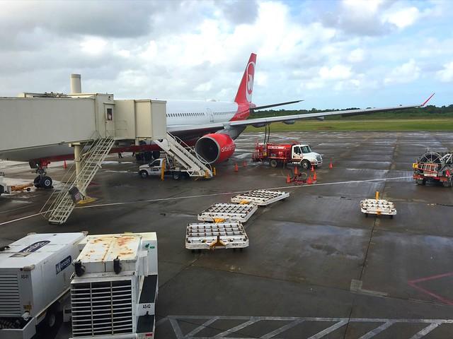 Abschied von der Karibik [14 & 15.01.2017]