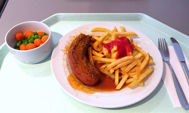 Currywurst mit Pommes Frites [26.01.2017]