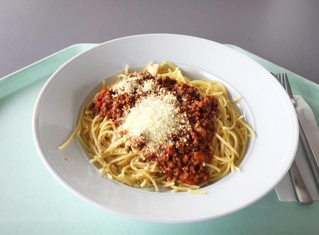 Spaghetti Bolognese [15.03.2017]