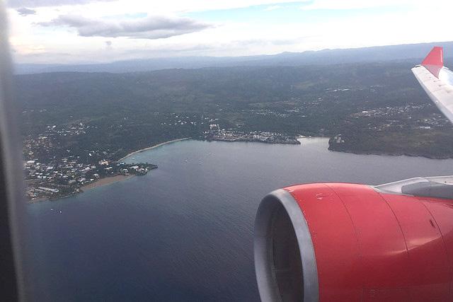 Rückkehr aus der Dominikanischen Republik [ 31.07. / 01.08.2017]