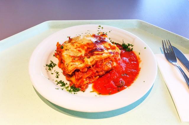 Lasagne al forno [30.08.2017]