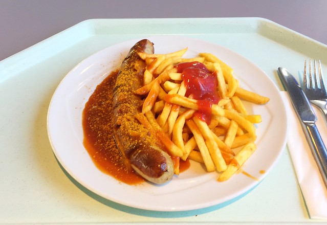 Currywurst & Pommes Frites [07.12.2017]