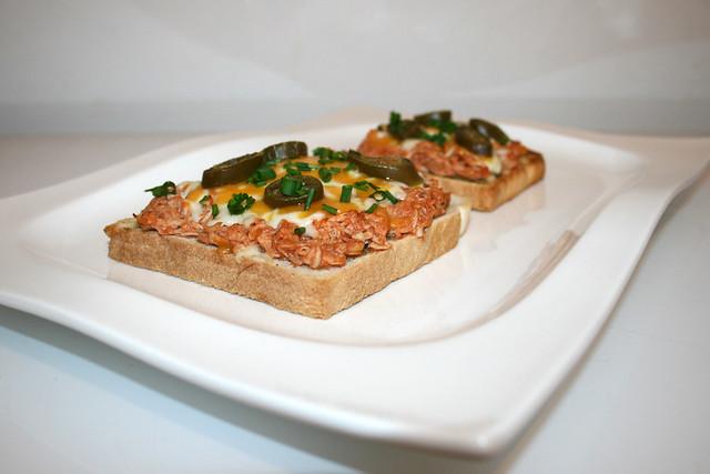 Chicken Enchilada Sandwich – das Rezept