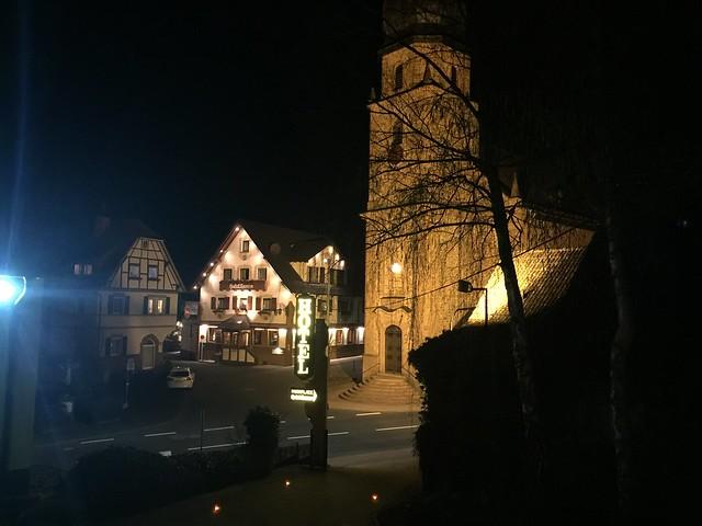 Ausflug in den Spessart – Offsite im Hotel Lamm in Heimbuchenthal [12.-14.04.2018]