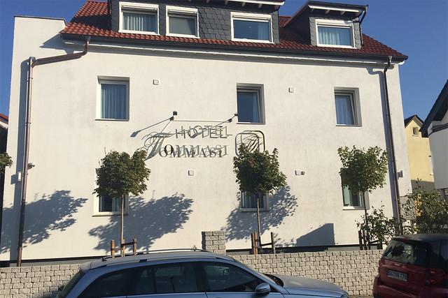 Zwischenstop im Hotel Tommasi – Mörfelden [27.-28.09.2018]