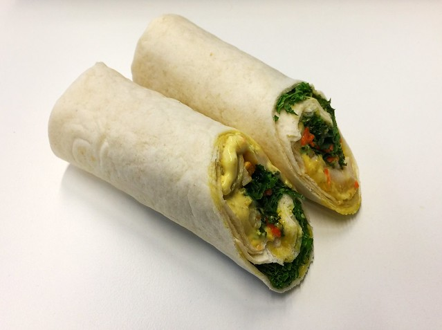 Farm Wrap Chicken Kale [14.12.2018]