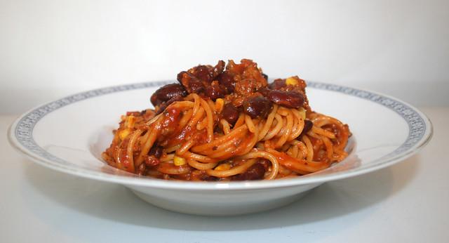 Chili con Carne Spaghetti [19.01.2018]