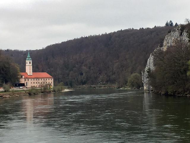Besuch in Kelheim & Ausflug zum Kloster Weltenburg [05. – 06.04.2019]