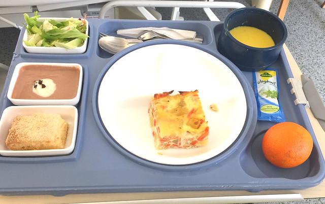 Gemüseauflauf & Käse-Abendbrot [11.04.2019]