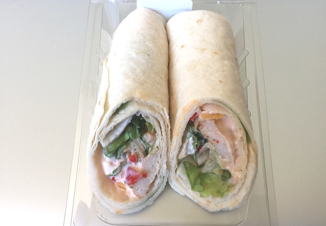 Chicken Sweet Chili Wrap [29.06.2019]