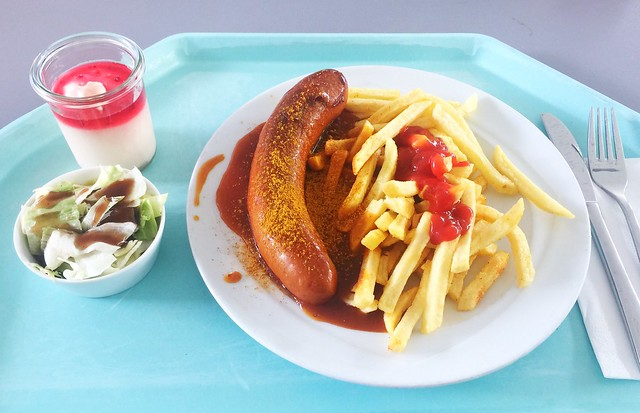 Currywurst & Pommes Frites [03.07.2019]