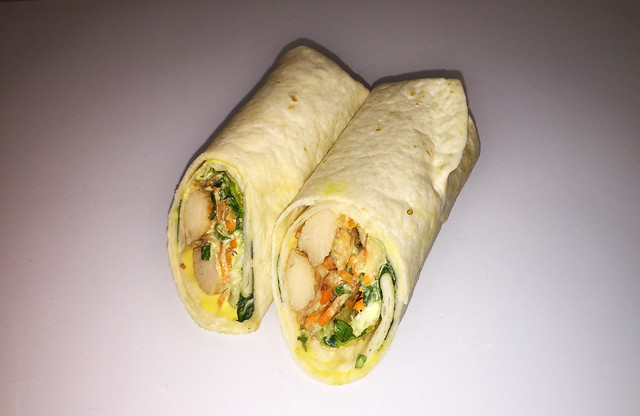 Farm Wrap Chicken Teriyaki [05.08.2019]
