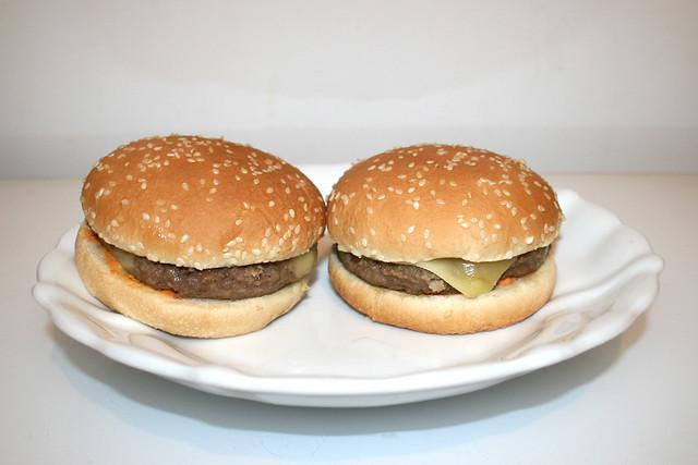 Cheeseburger aus der Mikrowelle [16.08.2019]