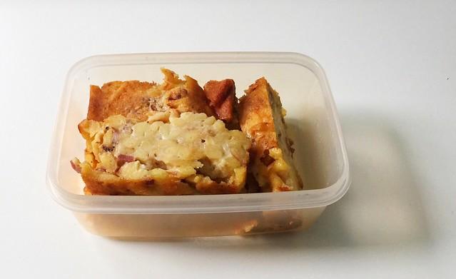 Käsespätzle-Kuchen – Resteverbrauch [02.09.2019]