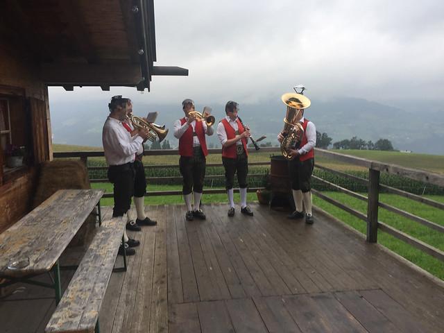 Ausflug nach Österreich – Anfahrt, RachKuchl-Hütte & Hotel [06.09.2019]