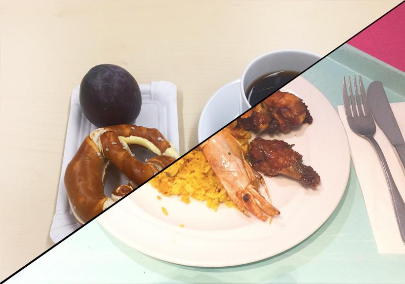 """""""Paella"""" mit Meeresfrüchten & Chicken Wings [13.11.2019]"""