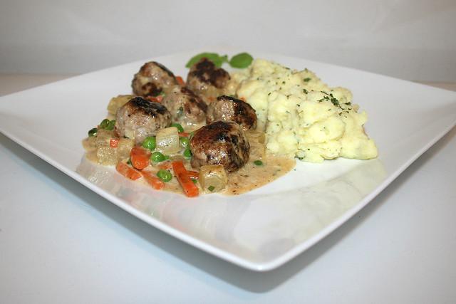 Wikingertopf mit Kartoffelpüree – das Rezept