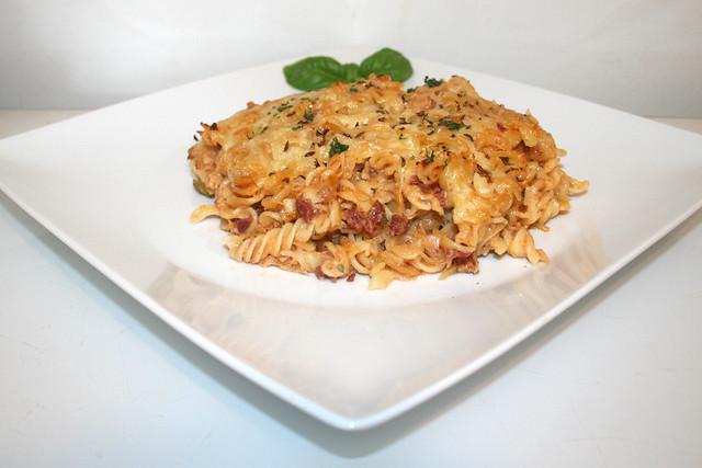 Reuben Pasta Bake (Reuben Nudelauflauf) – das Rezept