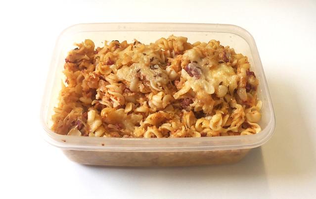 Reuben Pasta Bake – Resteverbrauch [24.02.2020]