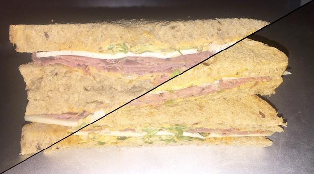 Spicy Pastrami Sandwich [24.02.2020]