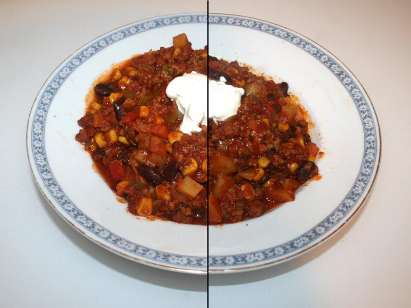 Bunter Chili con Carne – Resteverbrauch [29.- 31.03.2020]