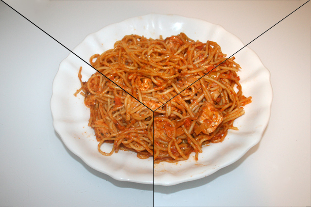 Lachs-Lauch-Spaghetti – Resteverbrauch [05. – 07.04.2020]